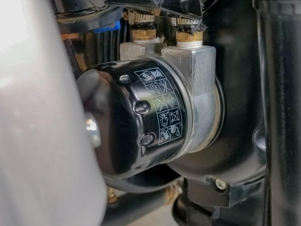 Kit refroidisseur d'huile, UralNE