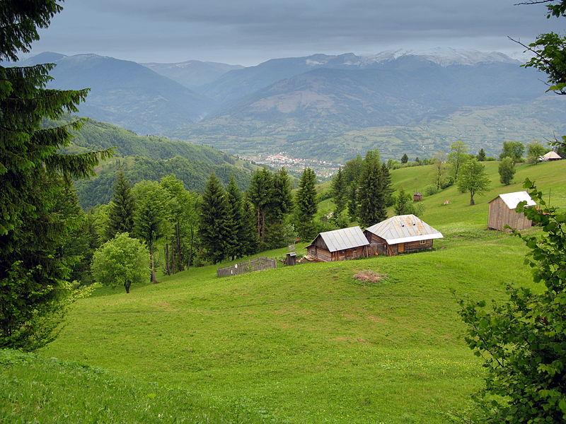 Road trip en Roumanie - Les Maramures