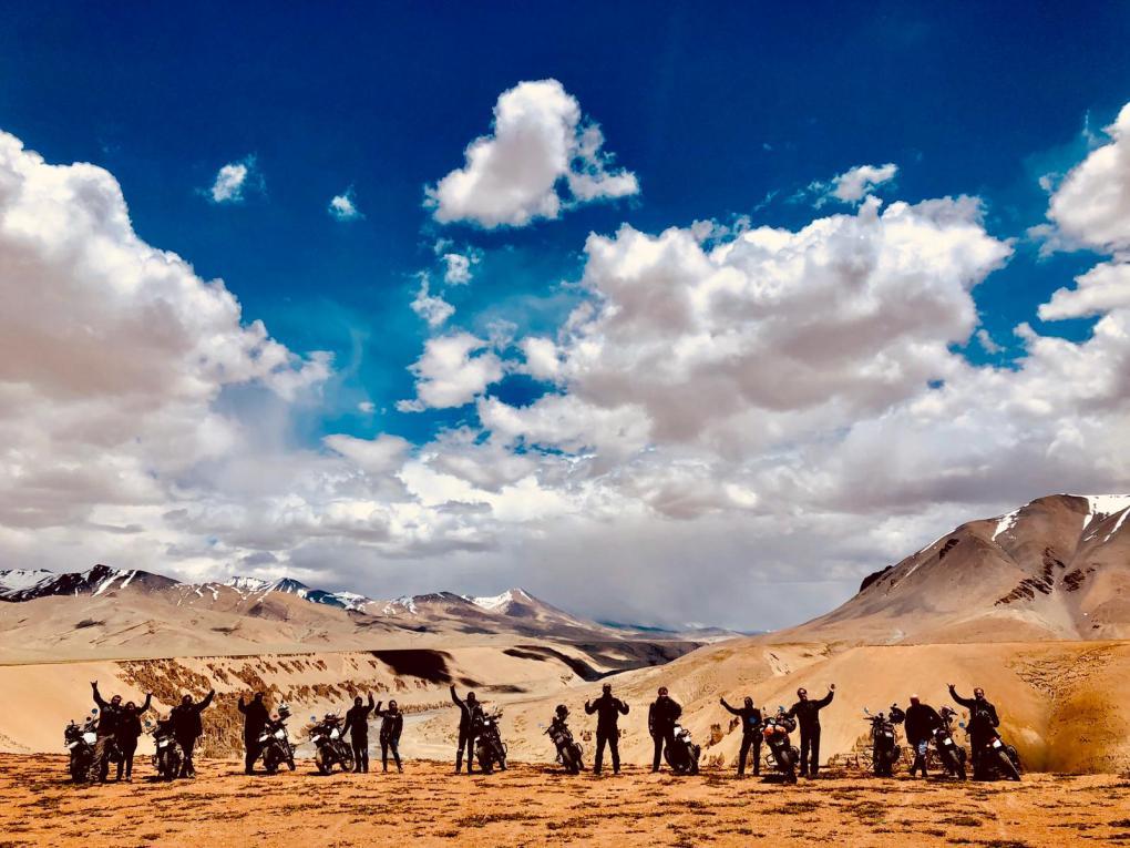 Tour moto organisé au Ladakh