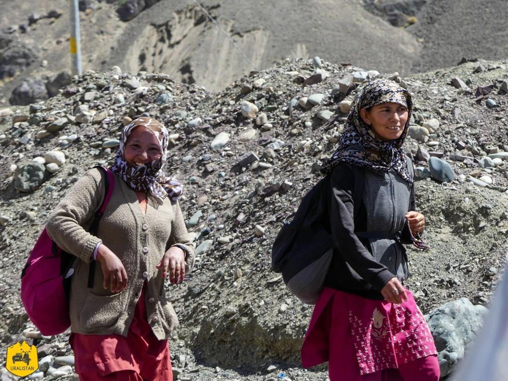 Rencontres locales au Ladakh