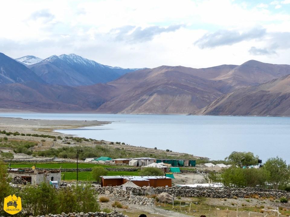 Lac Pangong, Ladakh, voyage en Inde
