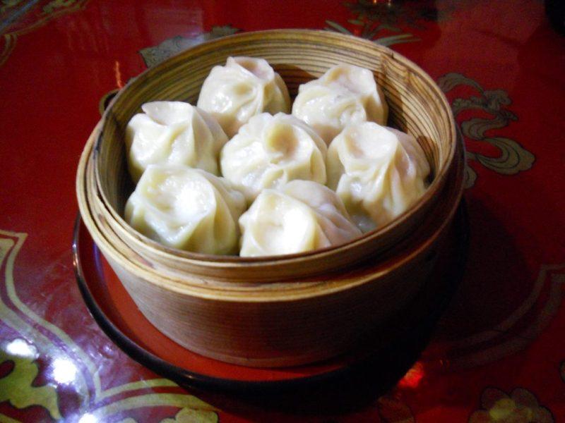 Gastronomie Mongole, plat traditionnel de Mongolie : Buuz