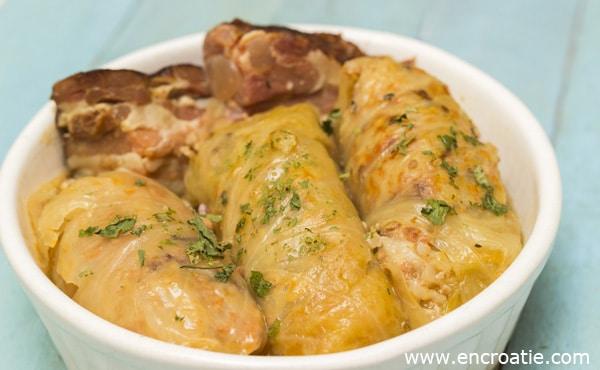 Gastronomie Croate, plat traditionnel de Croatie : Sarma