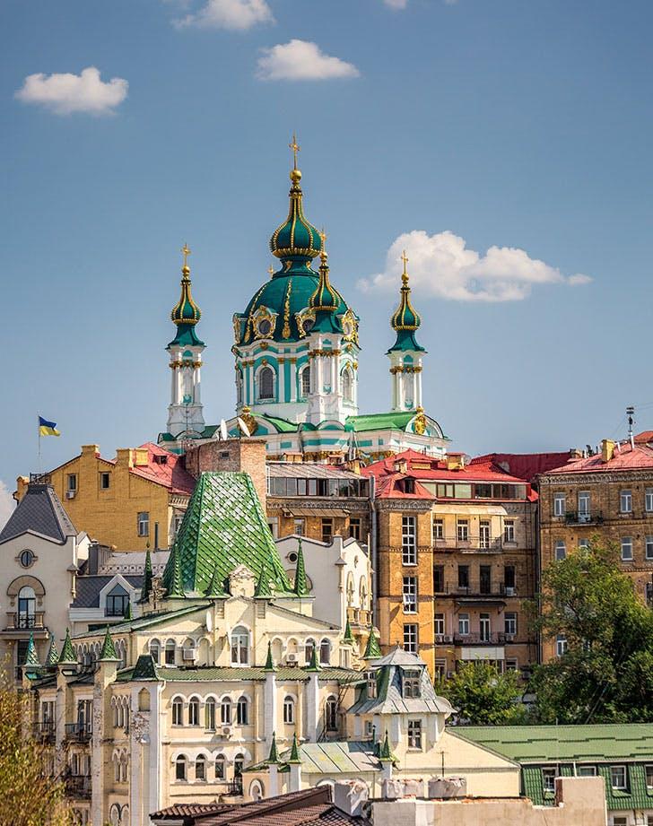 Kiev - Incontournables Ukrainiens, Voyage en Ukraine