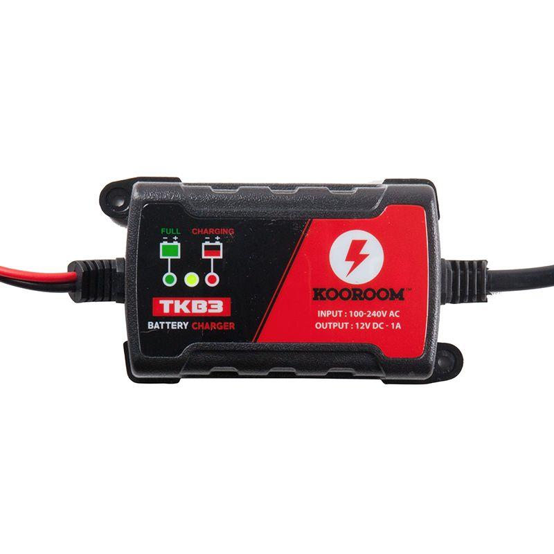 Chargeur KOOROOM Batterie TKB3 - Comment préparer son side-car Ural pour l'hivernage