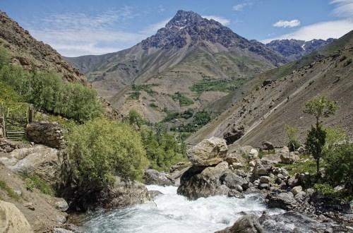Incontournables tadjik, Voyage au Tadjikistan