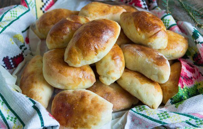 Gastronomie russe, plat traditionnel de Russie : Prianik