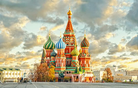Moscou - Incontournables russes, Voyage en Russie