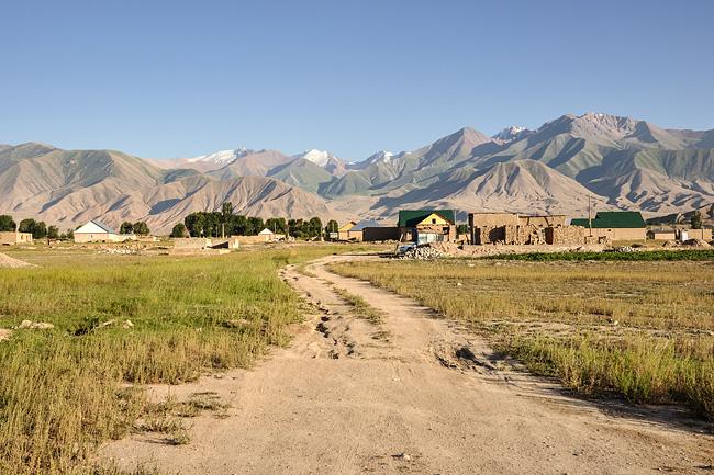 Incontournables Kirghizes, Voyage au Kirghizistan : kochkor