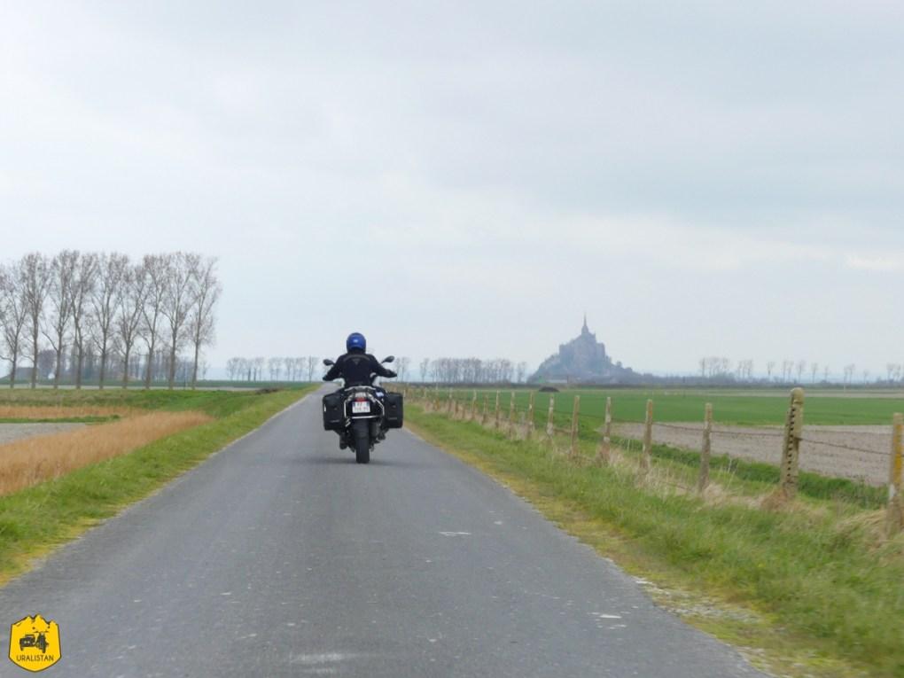"""Mont Saint Michel, """"Cotentour"""", Road trip en Normandie - URALISTAN"""
