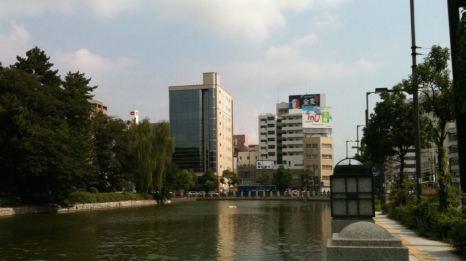 마쓰야마 시내