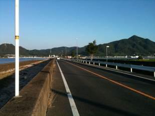 다마노시, 해안도로 (玉野市、海通)