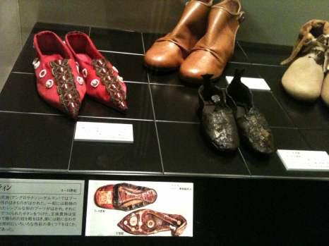 신발의 역사