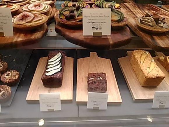 エル カフェのグルテンフリーのタルト★マフィン★パウンドケーキ!