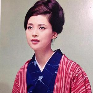 岡田茉莉子の若い頃が美しい!身長と現在は?目の下は?徹子の部屋