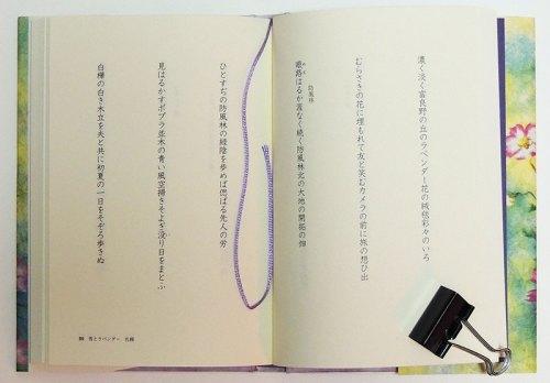 歌集『七彩の夢』本文3