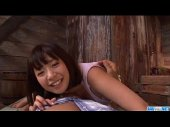 童顔で可愛い美巨乳ギャルが乳首舐めやフェラチオしてるウラビデライフ/日本