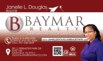 Baymar Business Card