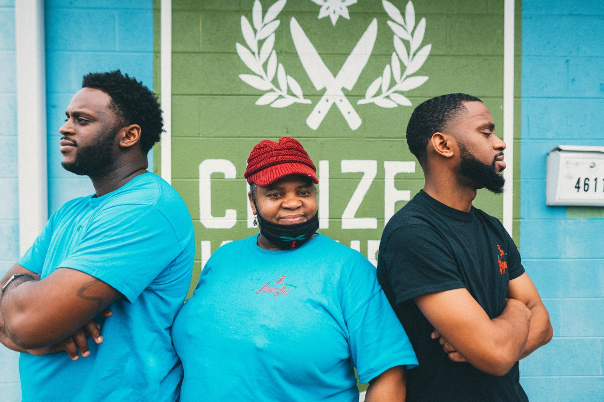 A Grab + Go Spot Serving Guyanese Cuisine With Family Vibes