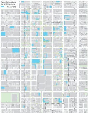 Wi-Fi espaces publics. https://urbabillard.wordpress.com/2013/10/18/new-york-soigne-ses-espaces-publics/