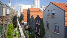 Eden Bio, projet d'urbanisme de Edouard François