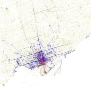 Toronto. https://urbabillard.wordpress.com/2014/12/15/cartographie-des-lieux-photographies/
