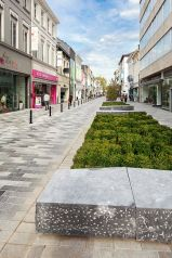 Stationsstraat, Belgique par Grontmij - Landscape Architecture Works