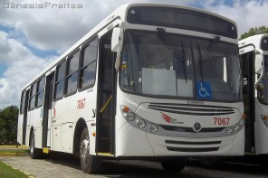 Ultimo lote adquirido pela empresa, todos os carros foram escalados na linha 1207 Tancredo Neves / Pituba