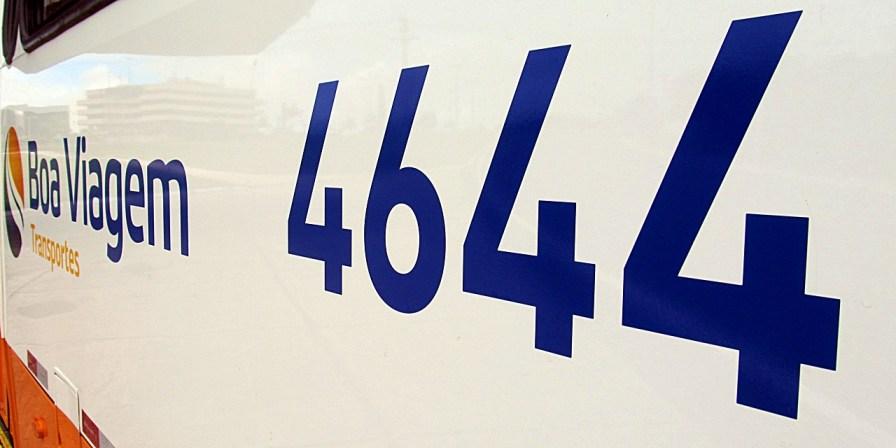 O carro 4644 é o personagem especial deste album, com ele percorremos aproximadamente 118km entre os pontos mais bonitos da capital baiana.