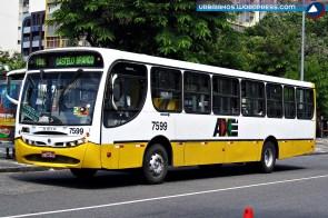 Linha era operada pela Axé Transportes Urbanos até o dia 19/4.