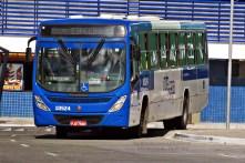 Ônibus da SPE Salvador Norte. Adquirido em 2015.
