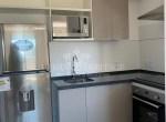 Furnished Apt kitchen
