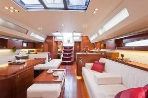 Oceanis 45 Interior