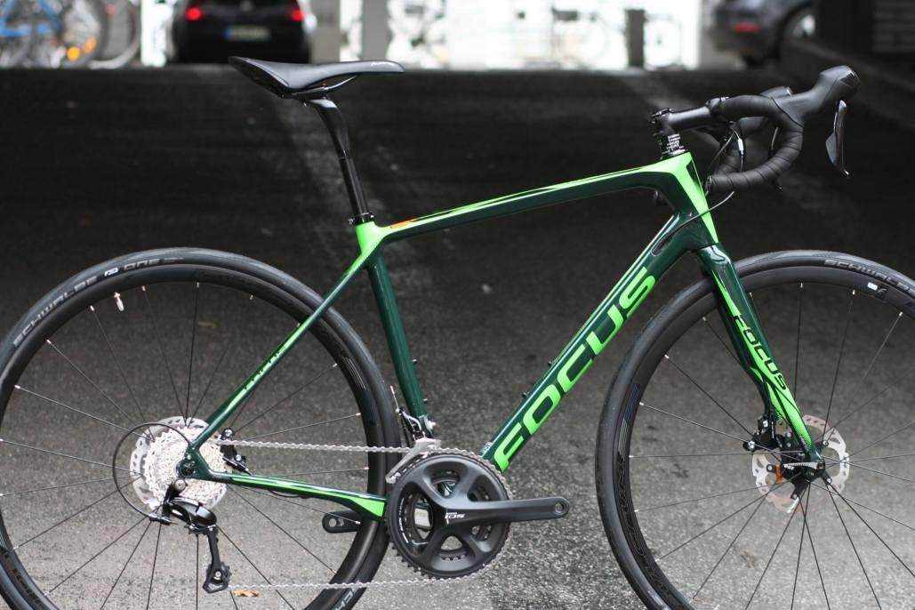 focus paralane shimano 105 carbon gravel bike. Black Bedroom Furniture Sets. Home Design Ideas
