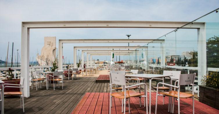 Belém tem um novo Espaço para comer bom peixe –  Terraço Belém