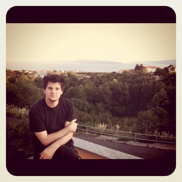 Goranov slavni balkon.