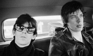 Mick Jagger y Keith Richards celebran 60 años de haberse conocido