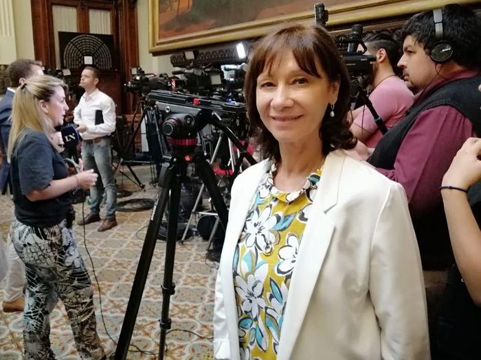 Alicia Aparicio Diputada Nacional del Frente de Todxs