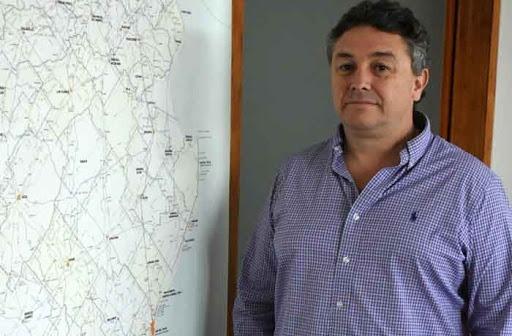 Guillermo Jelinski Subsecretario de Recursos Hídricos bonaerense