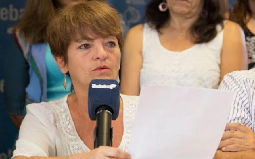 María Laura Torre Secretaria General Adjunta de SUTEBA