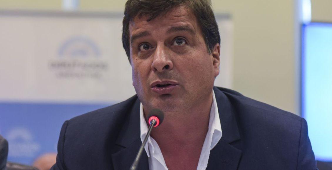 Marcelo Casaretto Diputado Nacional del Frente de Todxs