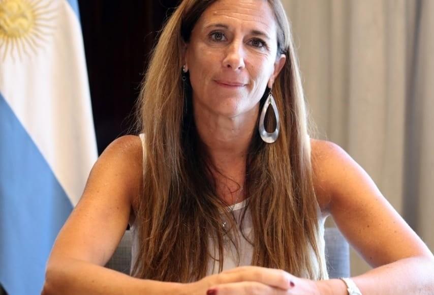 María Apólito Subsecretaría de economía del conocimiento del Ministerio de Desarrollo Productivo de la Nación
