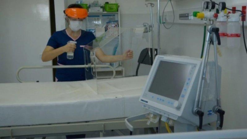 Trabajadorxs de la salud locales advierten sobre el colapso sanitario