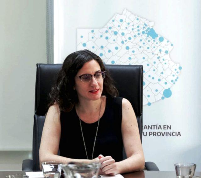 Verónica Wejchenberg presidenta de FOGABA