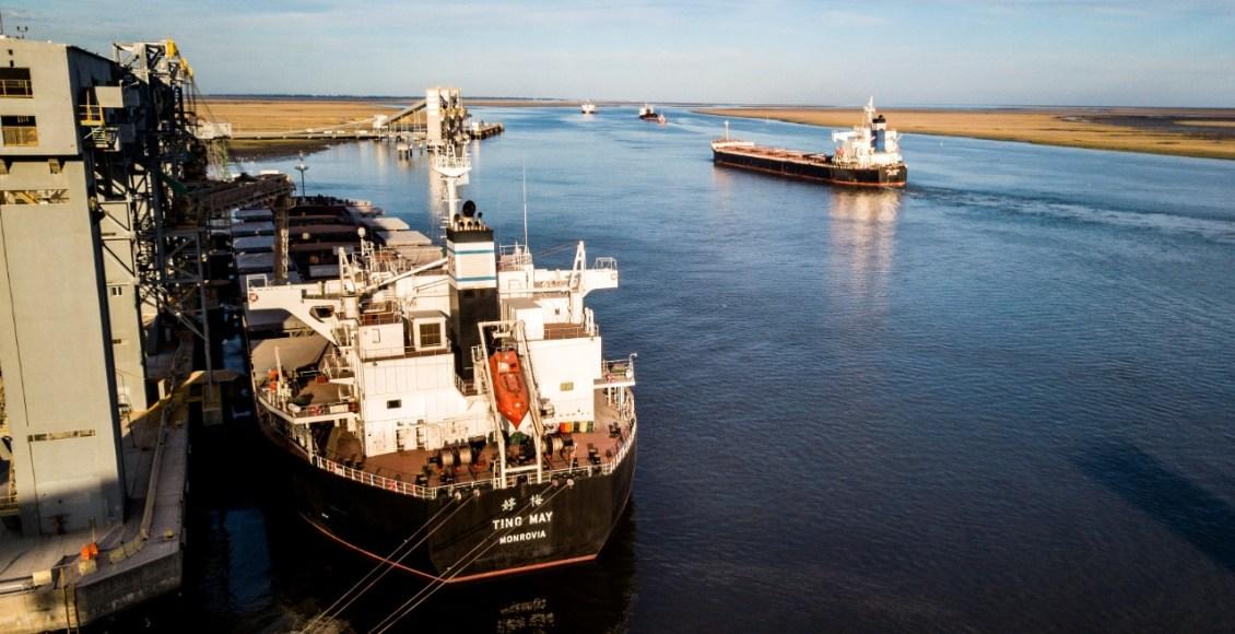 Semestre positivo para la actividad portuaria