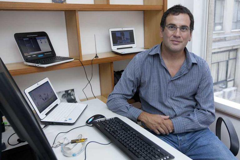 Javier Castrillo Coordinador del Proyecto Huayra