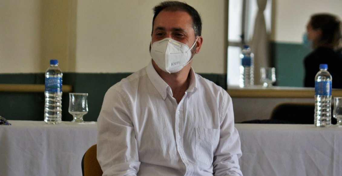 Lauriano Alimenti Director Asociado de Región Sanitaria I