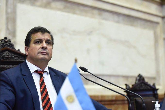 Marcelo Casaretto Diputado Nacional Frente de Todxs