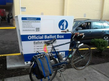 Official Ballot Box!