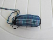 Cocoon 100% silk sleeping bag liner for mummy bag